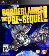 Box shot of Borderlands: The Pre-Sequel [North America]