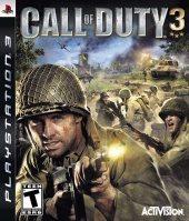 Box shot of Call of Duty 3 [North America]