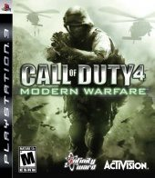 Box shot of Call of Duty 4: Modern Warfare [North