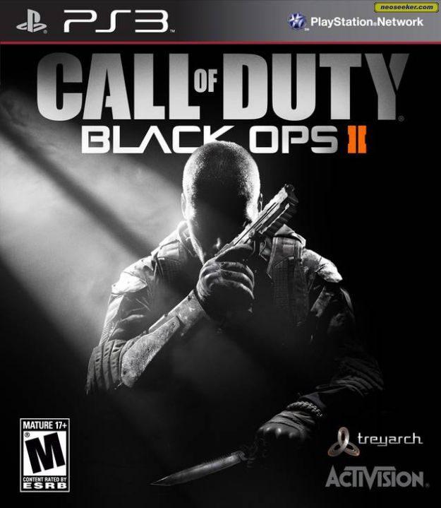 Call of Duty: Black Ops II - PS3 - NTSC-U (North America)
