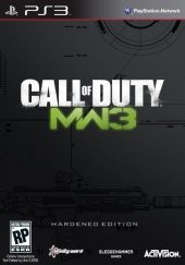 Call of Duty: Modern Warfare 3 (North America Boxshot)