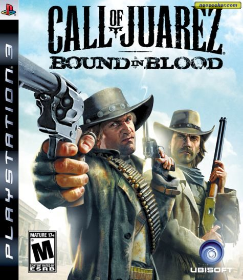 Call of Juarez: Bound in Blood - PS3 - NTSC-U (North America)
