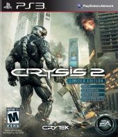 Box shot of Crysis 2 [North America]