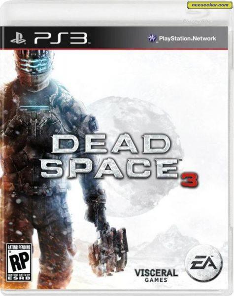 Dead Space 3 - PS3 - NTSC-U (North America)