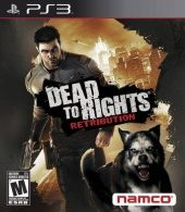 Box shot of Dead to Rights: Retribution [North America]