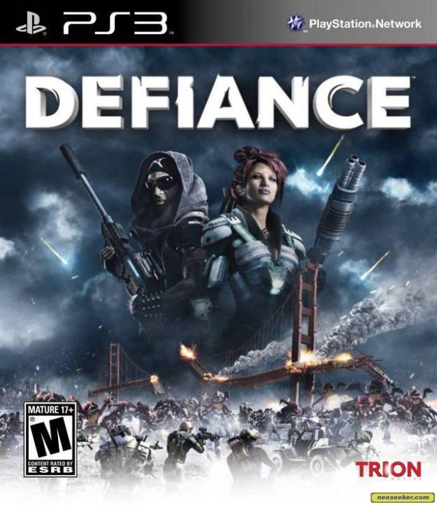 Defiance - PS3 - NTSC-U (North America)