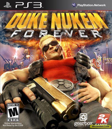 Duke Nukem Forever - PS3 - NTSC-U (North America)