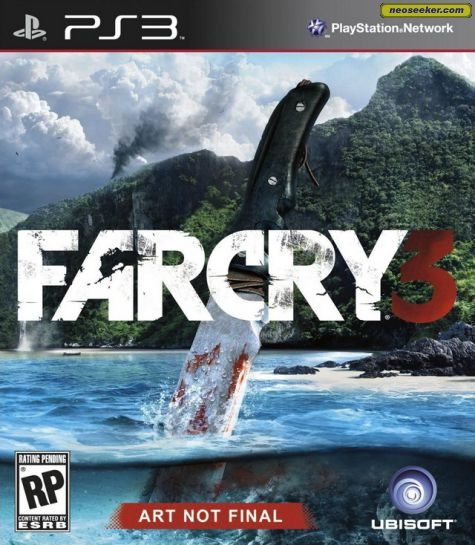 Far Cry 3 - PS3 - NTSC-U (North America)