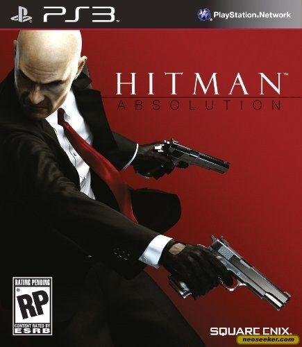 Hitman Absolution - PS3 - NTSC-U (North America)