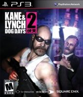 Kane & Lynch 2: Dog Days (North America Boxshot)