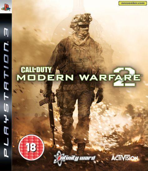 Call of Duty: Modern Warfare 2 - PS3 - PAL (Europe)