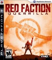 Box shot of Red Faction: Guerrilla [North America]