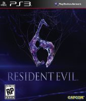 Box shot of Resident Evil 6 [North America]