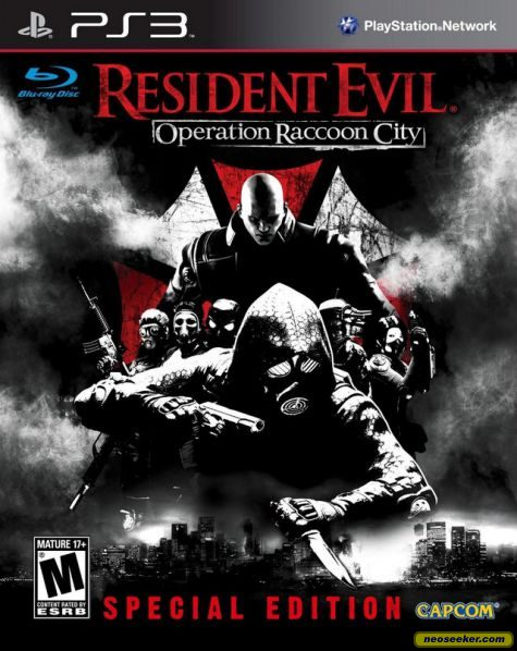 resident evil operation raccoon city repack