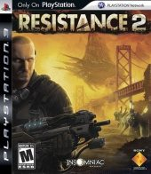 Box shot of Resistance 2 [North America]