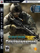 Box shot of SOCOM: Confrontation [North America]