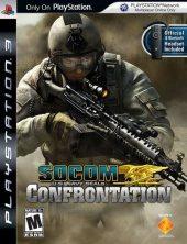 Box shot of SOCOM: Confrontation [North America]