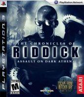 The Chronicles of Riddick: Assault on Dark Athena (North America Boxshot)