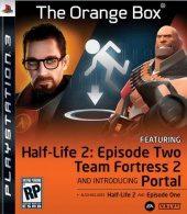 Box shot of The Orange Box [North America]