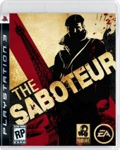 Box shot of The Saboteur [North America]