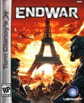 Box shot of Tom Clancy's EndWar [North America]