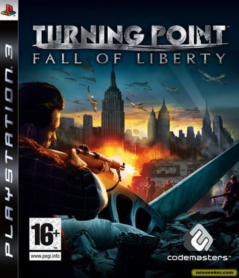 Turning Point: Fall of Liberty - PS3 - PAL (Europe)