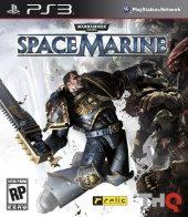 Box shot of Warhammer 40,000: Space Marine [North America]