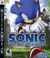 Box shot of Sonic the Hedgehog [North America]