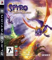Box shot of The Legend of Spyro: Dawn of the Dragon [Europe]