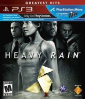 Heavy Rain (North America Boxshot)