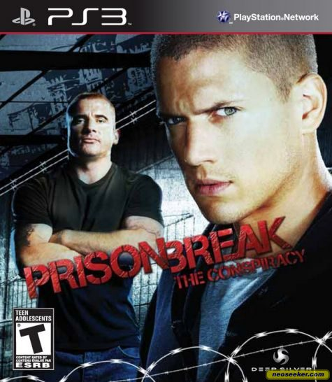 Prison Break: The Conspiracy - PS3 - NTSC-U (North America)