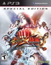Box shot of Street Fighter X Tekken [North America]