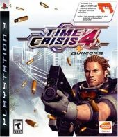 Box shot of Time Crisis 4 [North America]