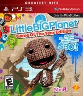 Box shot of LittleBigPlanet [North America]