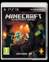 Box shot of Minecraft: PlayStation 3 Edition [North America]