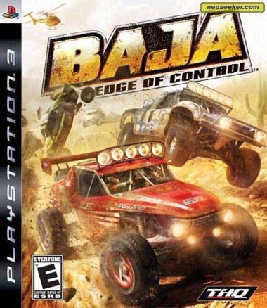 BAJA: Edge of Control - PS3 - NTSC-U (North America)