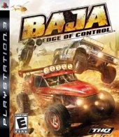 Box shot of BAJA: Edge of Control [North America]