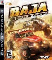 Box shot of BAJA: Edge of Control [North America]