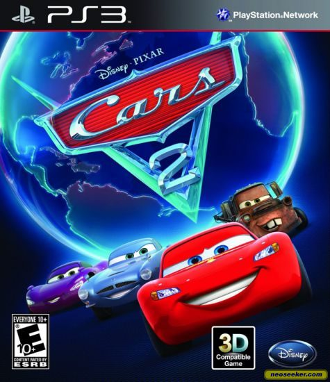 Cars 2: The Video Game - PS3 - NTSC-U (North America)