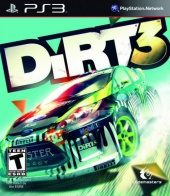 DiRT 3 (North America Boxshot)