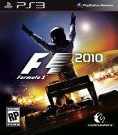 F1 2010 (North America Boxshot)