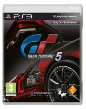 Box shot of Gran Turismo 5 [Europe]