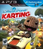 Box shot of Little Big Planet Karting [North America]
