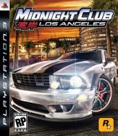 Box shot of Midnight Club: Los Angeles [North America]