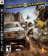 Box shot of MotorStorm [North America]