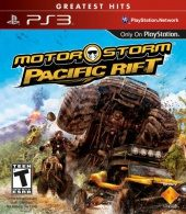 Box shot of MotorStorm: Pacific Rift [North America]