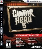 Guitar Hero 5 (North America Boxshot)