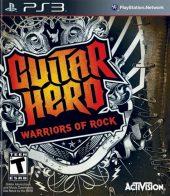 Guitar Hero: Warriors of Rock (North America Boxshot)