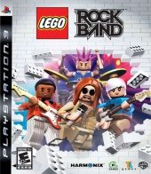 Lego Rock Band NTSC-U (North America) front boxshot