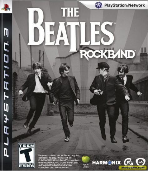 The Beatles: Rock Band - PS3 - NTSC-U (North America)
